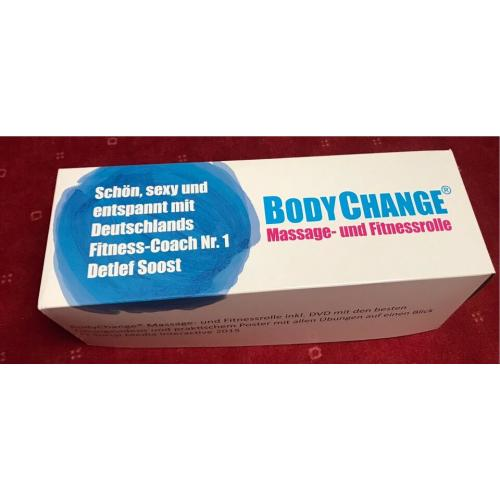 Body Change Fitness/ Massage Rolle Neuwertig